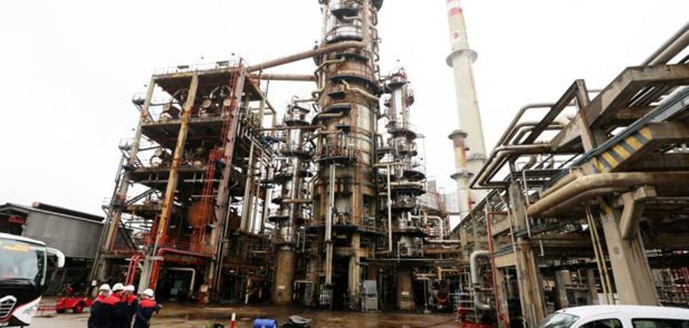 Petronor invierte 52 millones en la revisión de su Unidad de Conversión