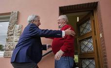 El encuentro de Arzak y Etxenike, dos medallas de oro de Donostia