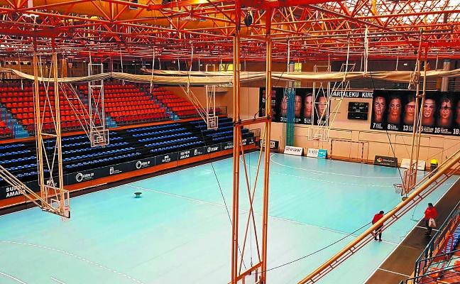 Objetivo: sorprender al campeón de la EHF en Irun