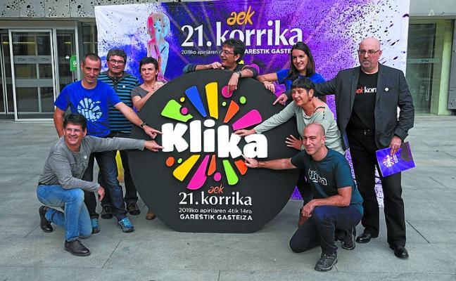 La Korrika pasará por Oñati el próximo 13 de abril al mediodía