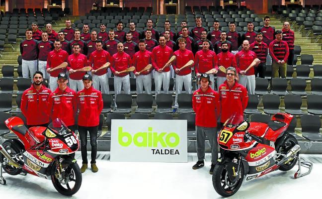 Baiko Taldea se presenta en sociedad en el Bizkaia