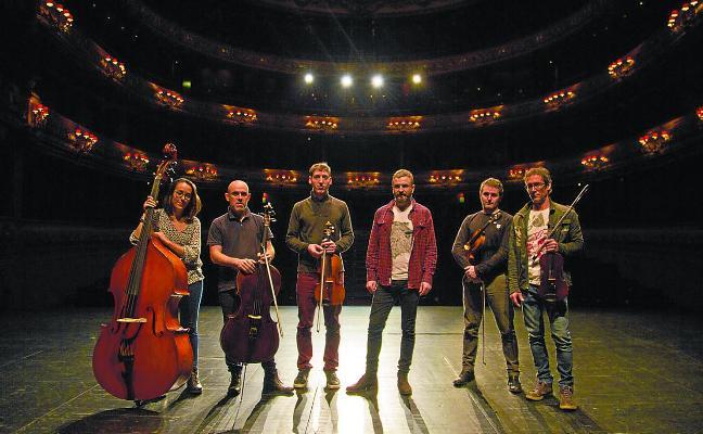 Rock, folk y clásico al escenario