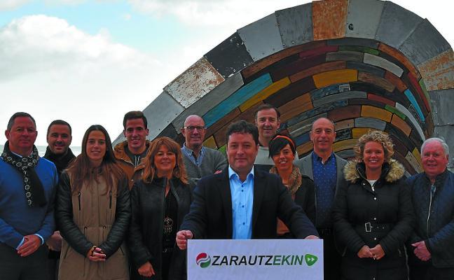 El PNV pone en marcha 'ZarautzEkin'