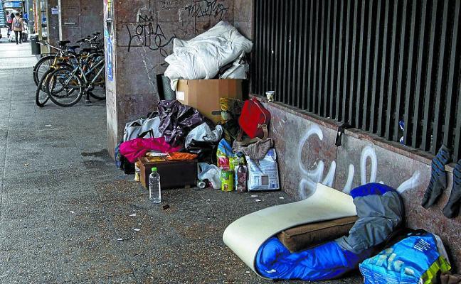 Buruntzaldea tendrá viviendas para personas en riesgo de exclusión social