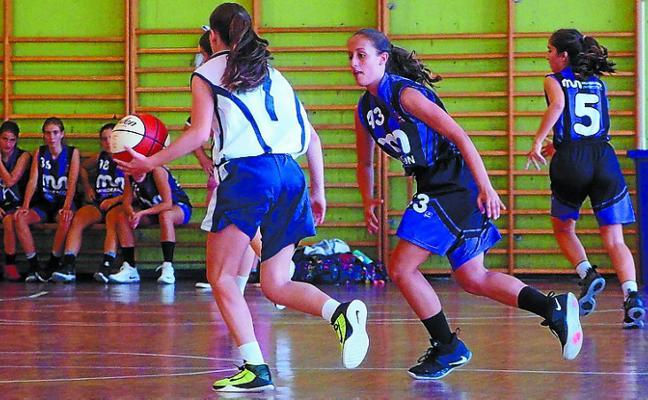 Intensa cartelera de baloncesto a la espera del choque de la Liga EBA entre el MU y el Gallofa