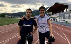 Alazne Furundarena y Octavian Mihail Romanescu, los más rápidos de Gipuzkoa