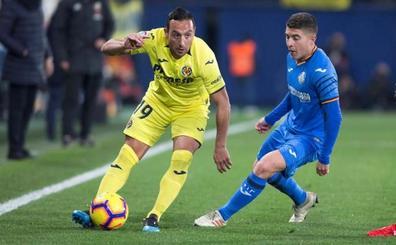 El Getafe hunde al Villarreal en un final trepidante