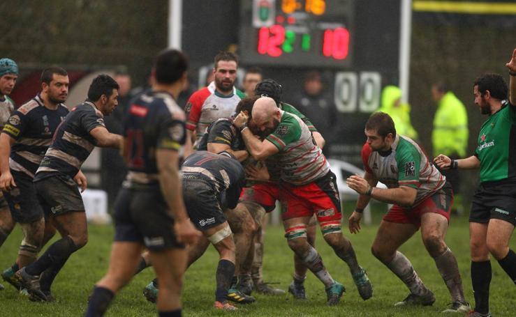 El Hernani gana al Club Rugby La Vila