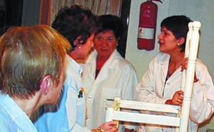 Nuevo taller de restauración en Harizpi Eskulan Elkartea