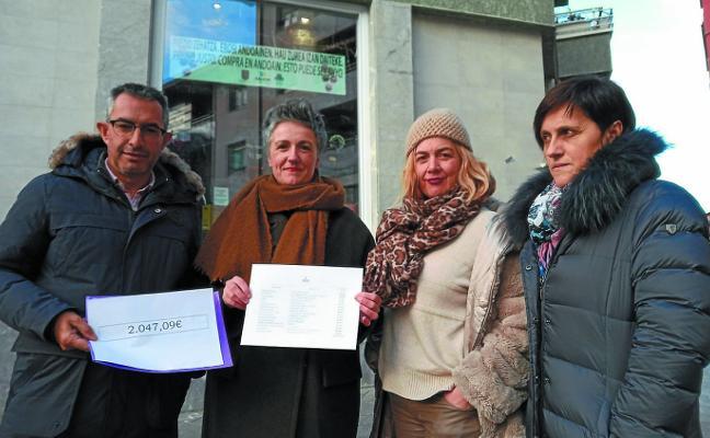 Nerea Jauregi Artola gana el escaparate de Salkin, valorado en más de 2.000 euros