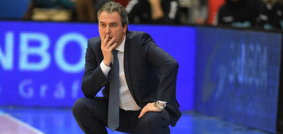 Illunbe pide la dimisión de Valdeolmillos y el entrenador responde
