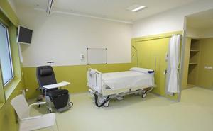 Eibar contará con una unidad de hospitalización para hasta 30 pacientes al mes