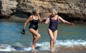 Hacer ejercicio regularmente puede rejuvenecerte 30 años