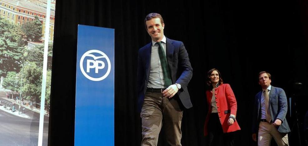 El PP llega a su convención programática con discrepancias sobre la estrategia frente a Vox