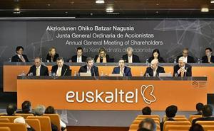 Zegona vuelve a la carga e intenta desbancar a Kutxabank como primer accionista de Euskaltel