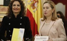 La inversión prevista para Euskadi se reduce un 7,8% en los Presupuestos de Sánchez