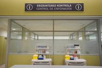 Nueva unidad en el Hospital de Eibar