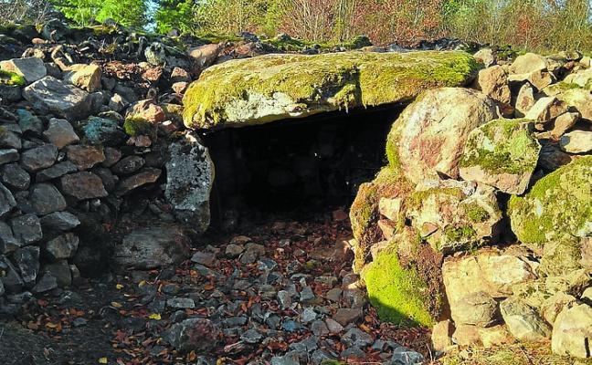 Irizar acoge mañana una charla sobre la historia de los dólmenes