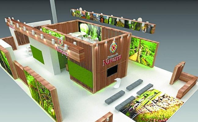 Navarra presentará su amplia oferta gastronómica en Fitur
