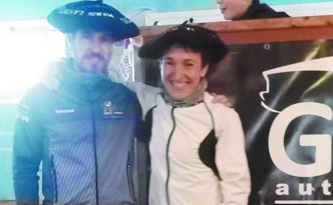 Lurdes Oiartzabal y Gorka Herce ganaron la carrera de Mitxintxola