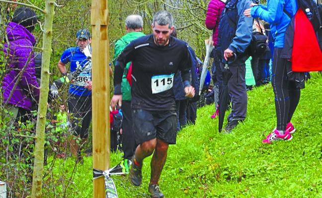 La carrera de montaña de Garin se estrena el domingo con la IV Goierri Kopa Trail