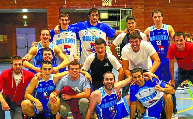 Goierri 2020 remonta un difícil partido y derrota con autoridad al Santurtzi