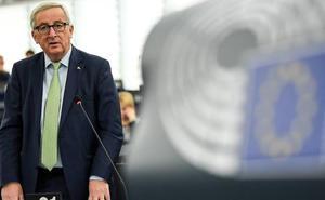 Juncker advierte de que «el riesgo de una retirada desordenada se incrementa»