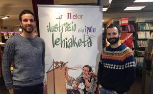 Sortu zenetik, 51.000 lan jaso dira Elkar Ilustrazio eta Ipuin Lehiaketan