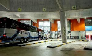 Desestiman el recurso de Elkartu que pedía más dársenas para discapacitados en la estación de autobuses de San Sebastián