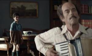 'El hijo del acordeonista' llegará a las pantallas el próximo 12 de abril
