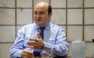 Ortuzar pide al Gobierno que se «ponga las pilas» y no sea «rácano» con el Presupuesto