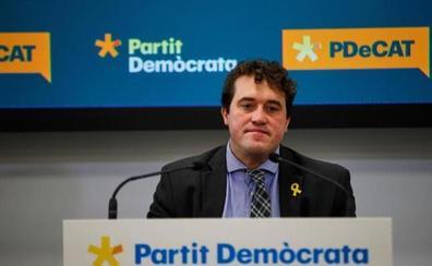 El PDeCAT anuncia una coalición con el PNV para las europeas y los jeltzales esperan confirmación