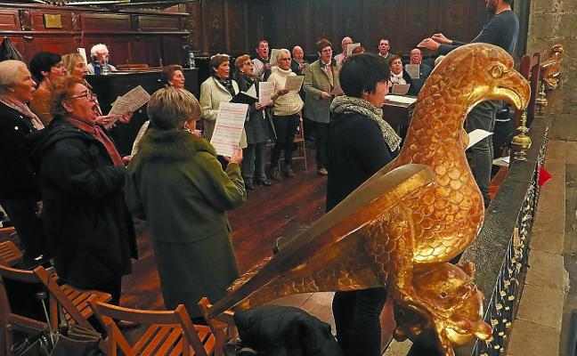Elgoibar se viste de fiesta mañana para celebrar el día de San Antón