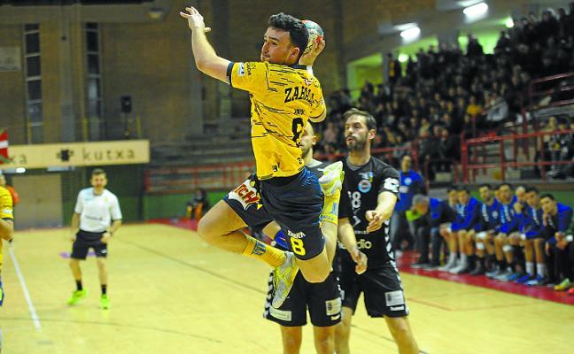 El Bidasoa-Irun acabará la semana con un torneo internacional