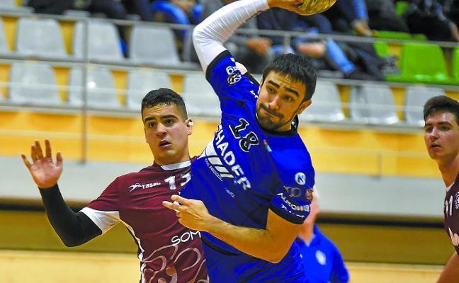Tolosa CF Eskubaloia arranca el año con victoria