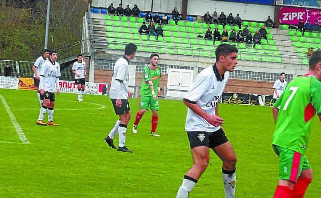 El Liga Nacional juvenil sumó una victoria imprescindible ante el Alavés B