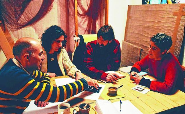 El programa 'Barrio Creativo' se estrena este año en Urdanibia Berri