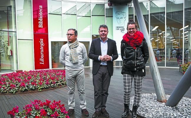 El centenario del nacimiento de Menchu Gal será protagonista cultural de 2019
