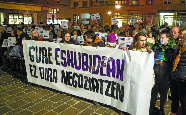 SOLIDARIDAD CON MUJERES Y FEMINISTAS DE ANDALUCÍA