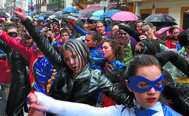 Activado el concurso para elegir el cartel anunciador del carnaval