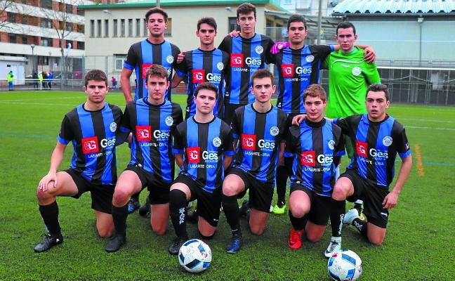El Ostadar de Regional Preferente fue derrotado (2-1) en el descuento por el Roteta