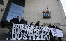 La Fiscalía mantiene su petición de 4 años al fotógrafo Kote Cabezudo por obstruir a la justicia
