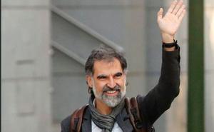 Jordi Cuixart se casa en la cárcel en una boda católica