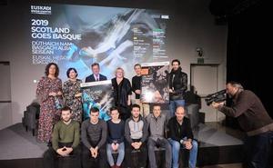 Escocia acogerá este año a más de cien artistas vascos