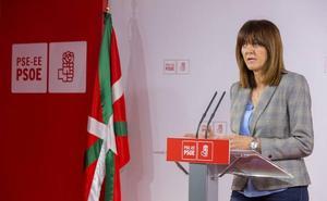 Mendia recuerda a Tapia que el Gobierno Vasco iba a bajar un 36% la inversión en el TAV