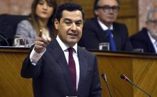 Moreno Bonilla, un presidente entre equilibrios