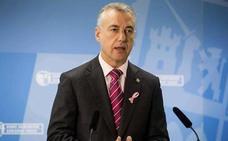 El lehendakari cree «una mala noticia» el rechazo de la Cámara de los Comunes