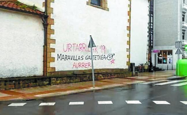 BORRADAS LAS PINTADAS DE SAN PELAYO