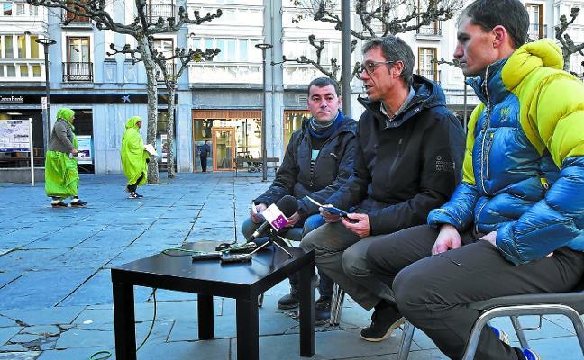 Una 'haka' en Tolosa para combatir las actitudes agresivas en el deporte escolar