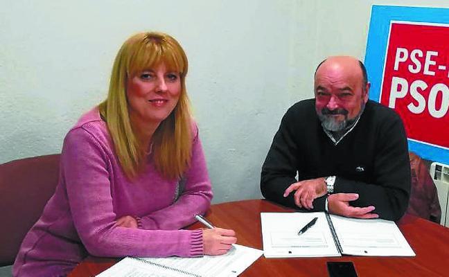 El PSE-EE hace balance de la gestión de su grupo municipal en el Consistorio